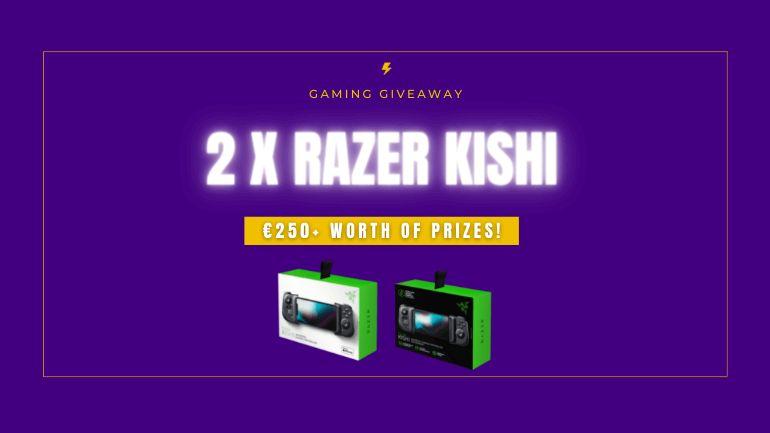 Giveaway Razer Kishi